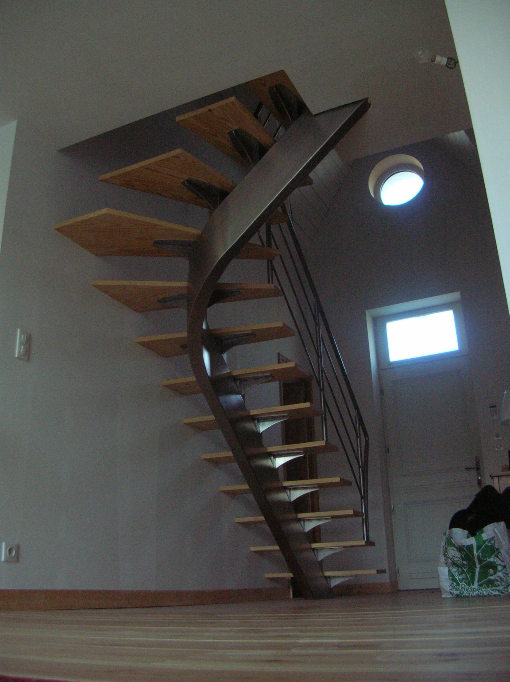 Assez toutes mes créations design, escalier mobilier – escalierdesign JF88